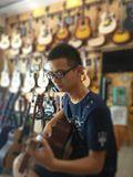 吉他教师 潘少雄